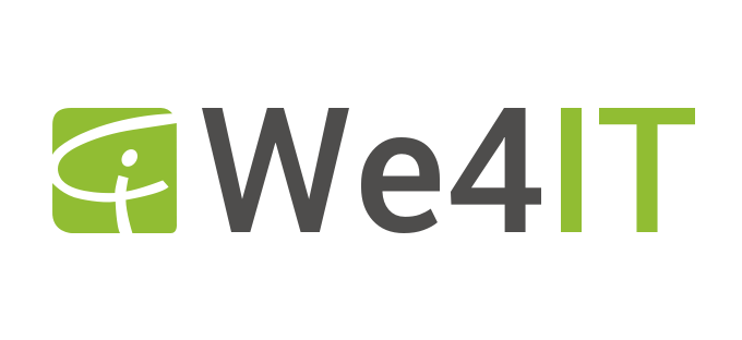 we4it logo